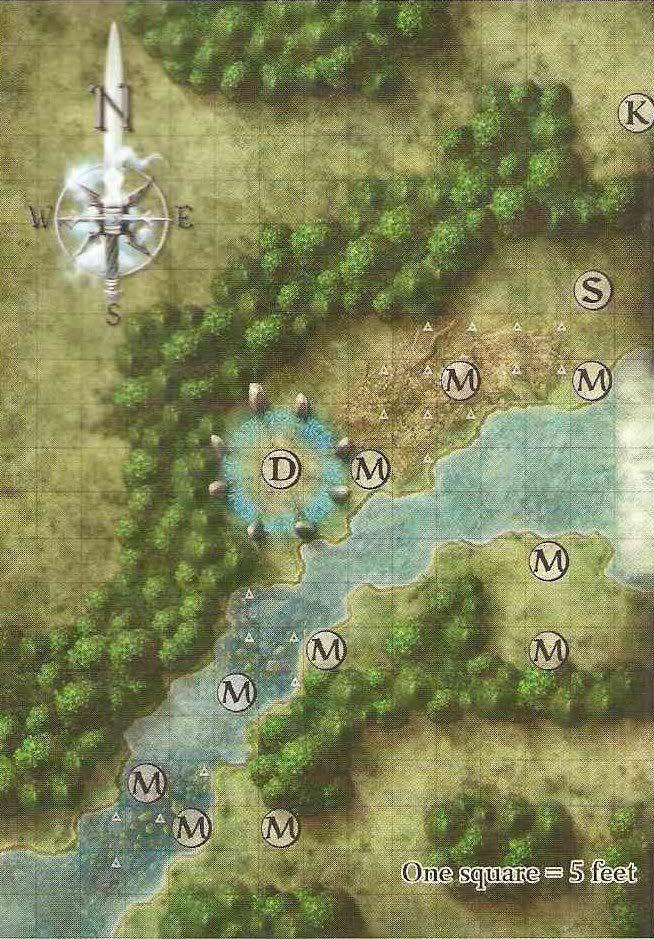 mapa para jugar rol online