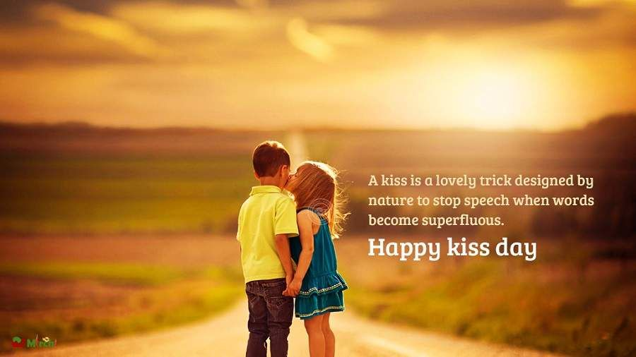 Kiss Day Quotes Happy Kiss Day