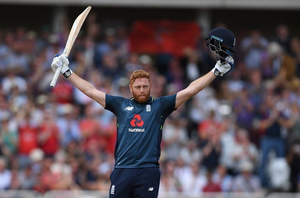Jonny Bairstow Celebrates His 4th Hundred In 6 Innings