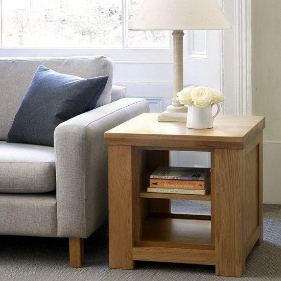 Rustic Side Table Moderndesign Modern Whitedesign White Livingroomdesign Living Room See More At Coffeeandsidetables