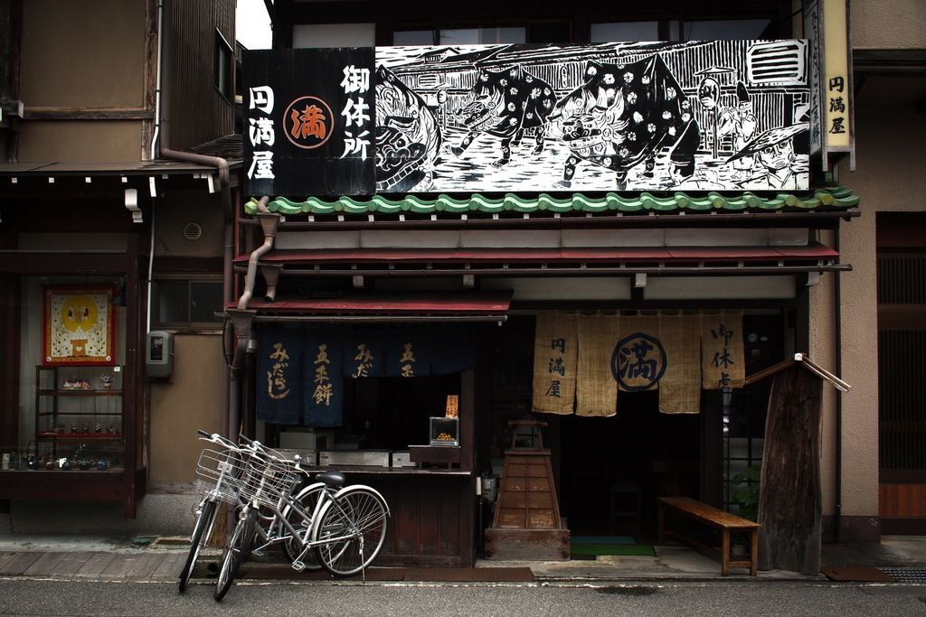 Takayama, a city in the heart of the Japanese Alpsавтор: Fotopedia Editorial Team