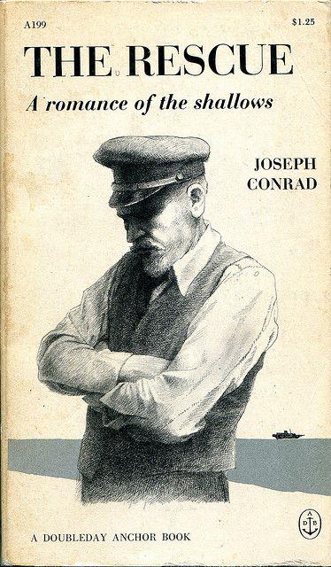 Conrad Joseph The Rescue Graphics Magics Books Edward Gorey