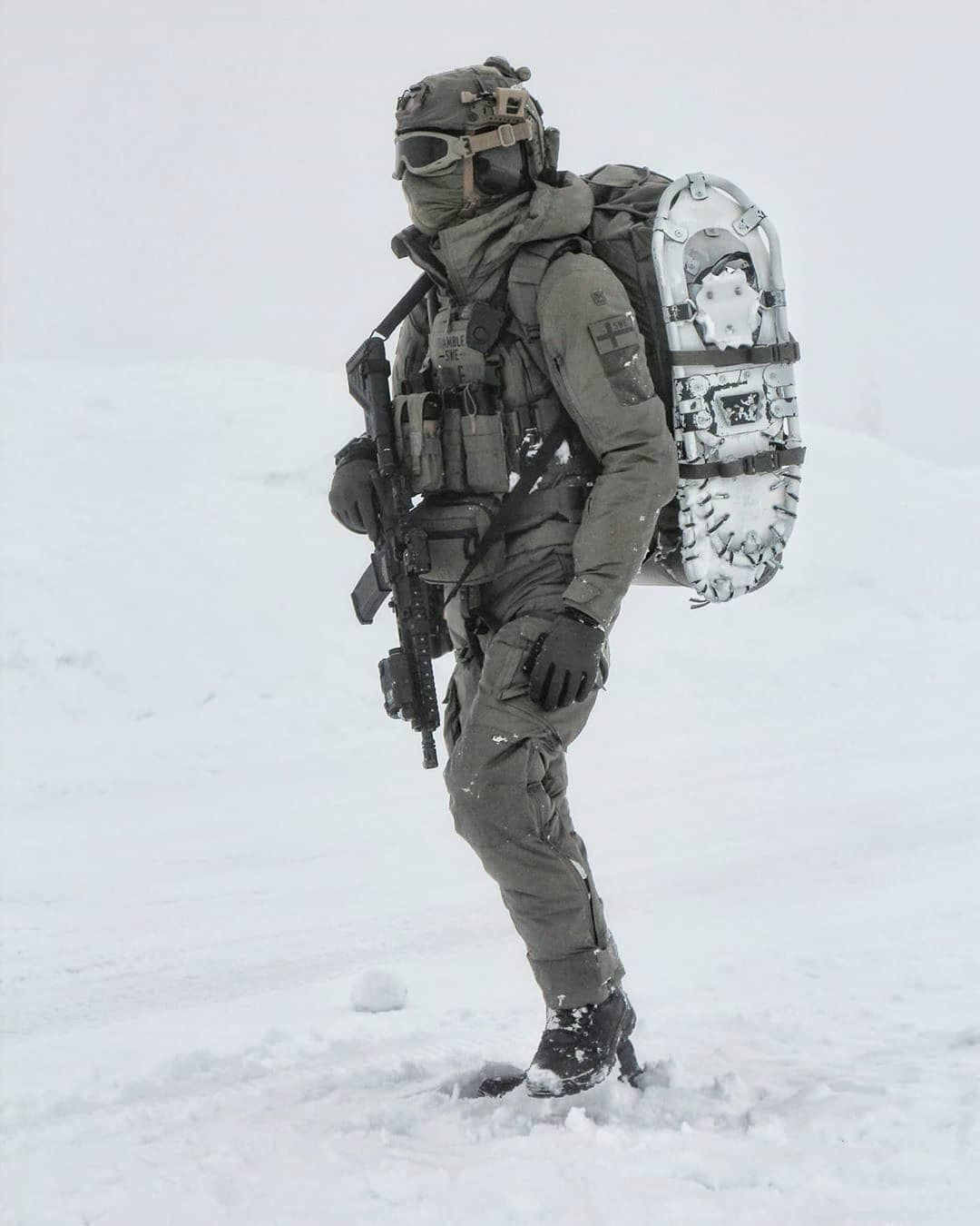 Warrior Assault Systems Lpc In Ranger Green In 2020 Special Forces Gear Military Gear Special Forces Military Guns