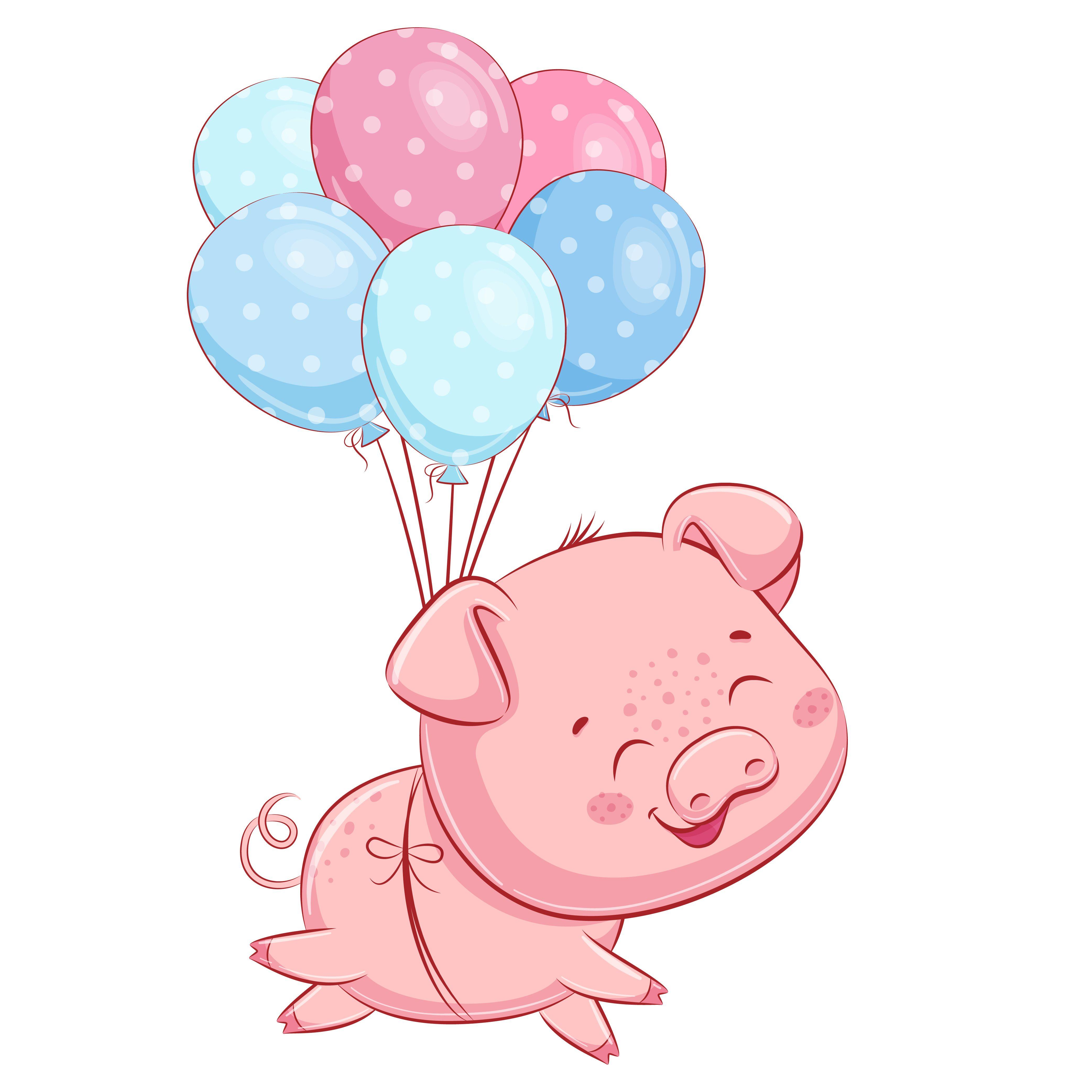 Cute Pig Clipart Png Jpg Eps Piggy Clipart Farm Animal Digital Download In 2021 Pig Clipart Cute Pigs Clip Art