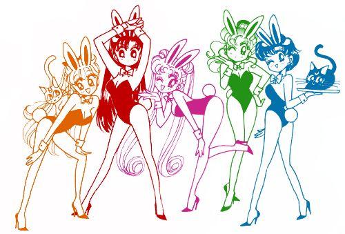 Sailor Conejitas ;p