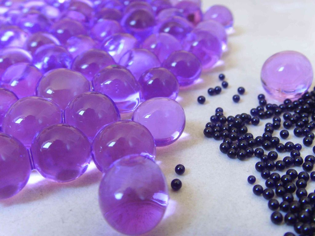 Purple water 1000 bags purple crystal water gel beads for purple water 1000 bags purple crystal water gel beads for wedding party favor water floridaeventfo Images