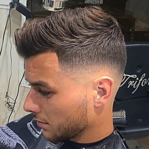 Pompadour fade haircuts mid fade pompadour and haircuts mid fade pompadour urmus Image collections