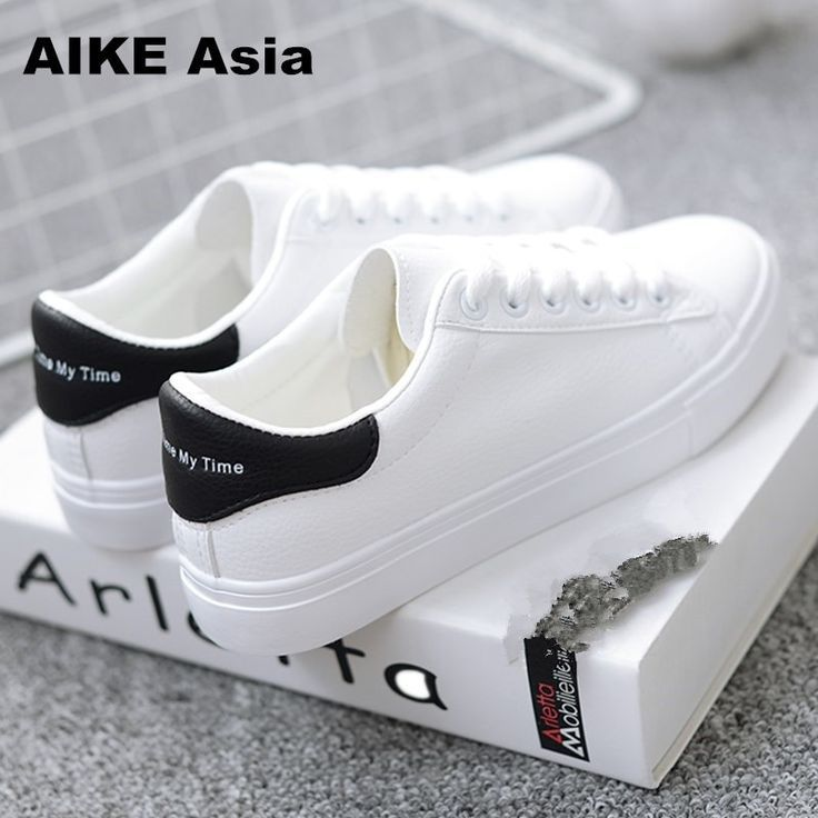Sneakers Pu Leather Platform Shoes Lace Pu27 Lace Leather