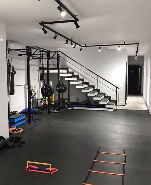 20 Extraordinary Basement Home Gym Design Ideas 1 In 2020 Home