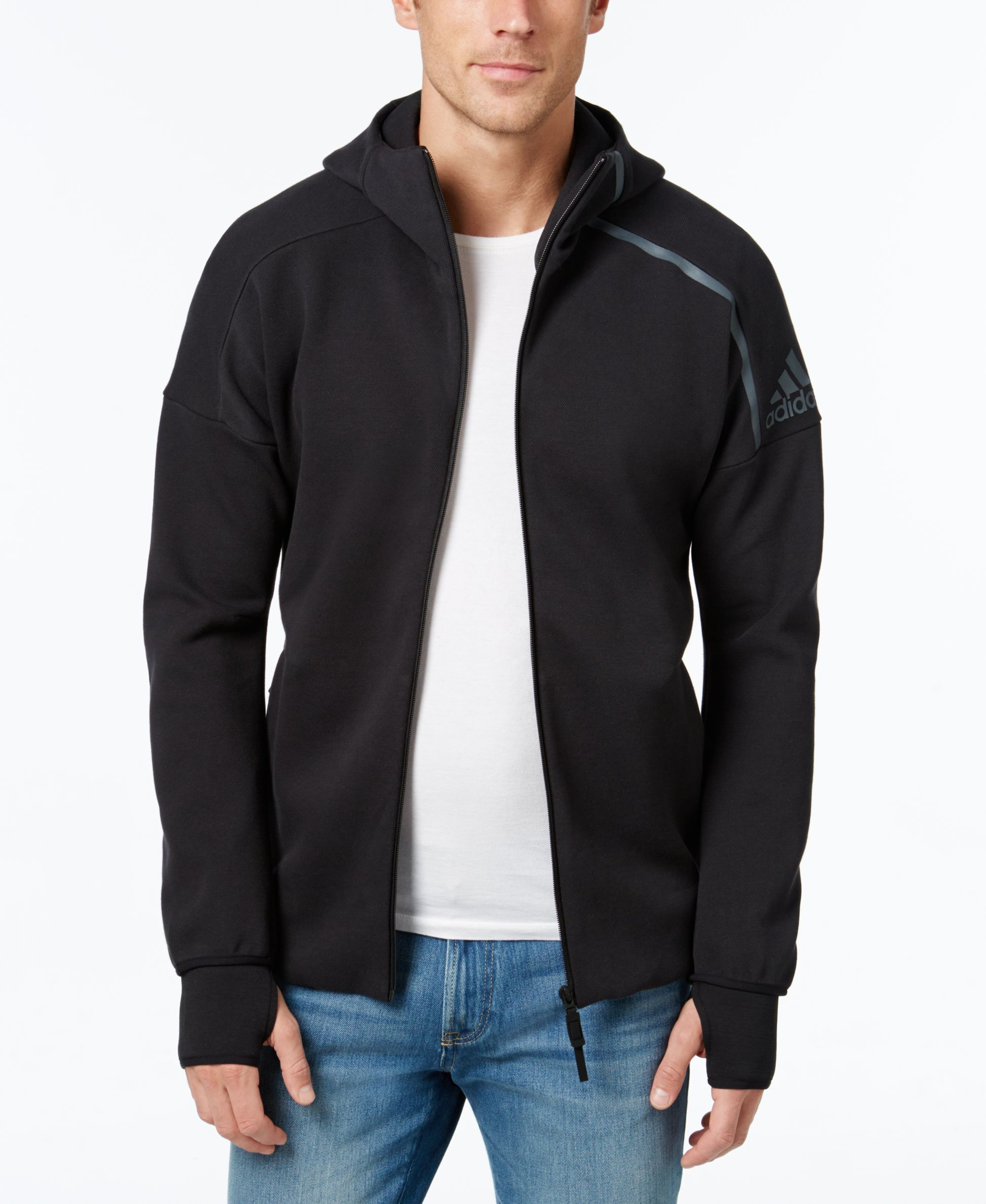 adidas Men's Z.n.e. Hoodie | Mens sweatshirts hoodie, Mens