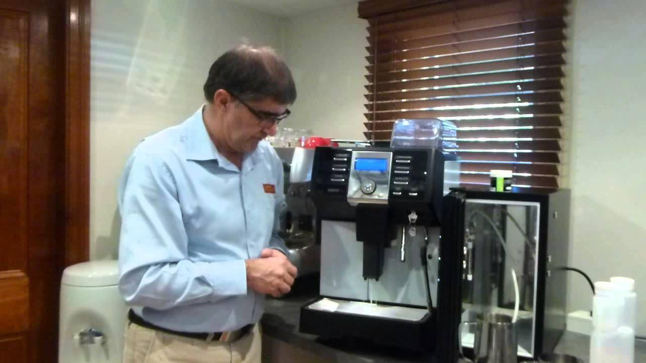 Nuova Simonelli Pronto Automatic coffee machine cleaning #automaticcoffeemachine Nuova Simonelli Pronto Automatic coffee machine cleaning #automaticcoffeemachine