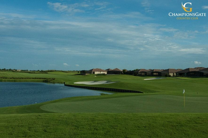 Shot of the Day Florida: ChampionsGate Country Club - 18 Holes with Draft Beer Golf Carts on juice cart, beer keg cart, mini beer cart, outdoor cart, draft cart support weight, hot dog cart, baked potato cart, hot chocolate cart, beverage cart,