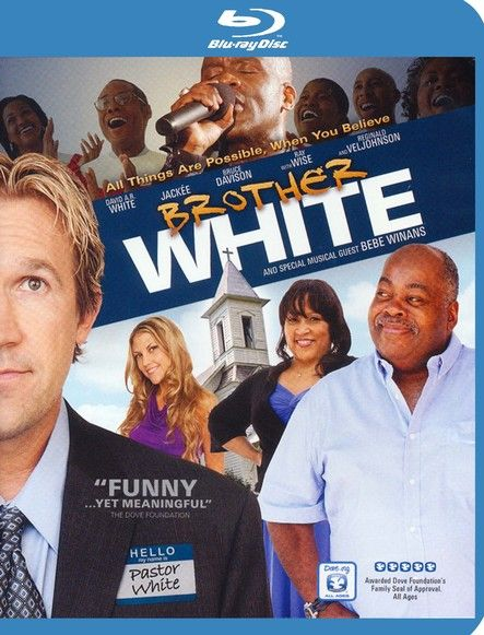 Brother White Christian Movie Film Dvd Pure Flix David A R