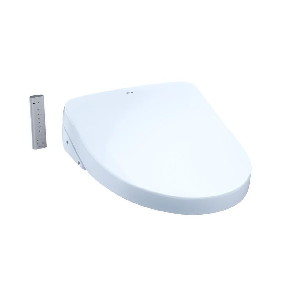 Bath Royale Mastersuite Elongated Toilet Seat With Cover White