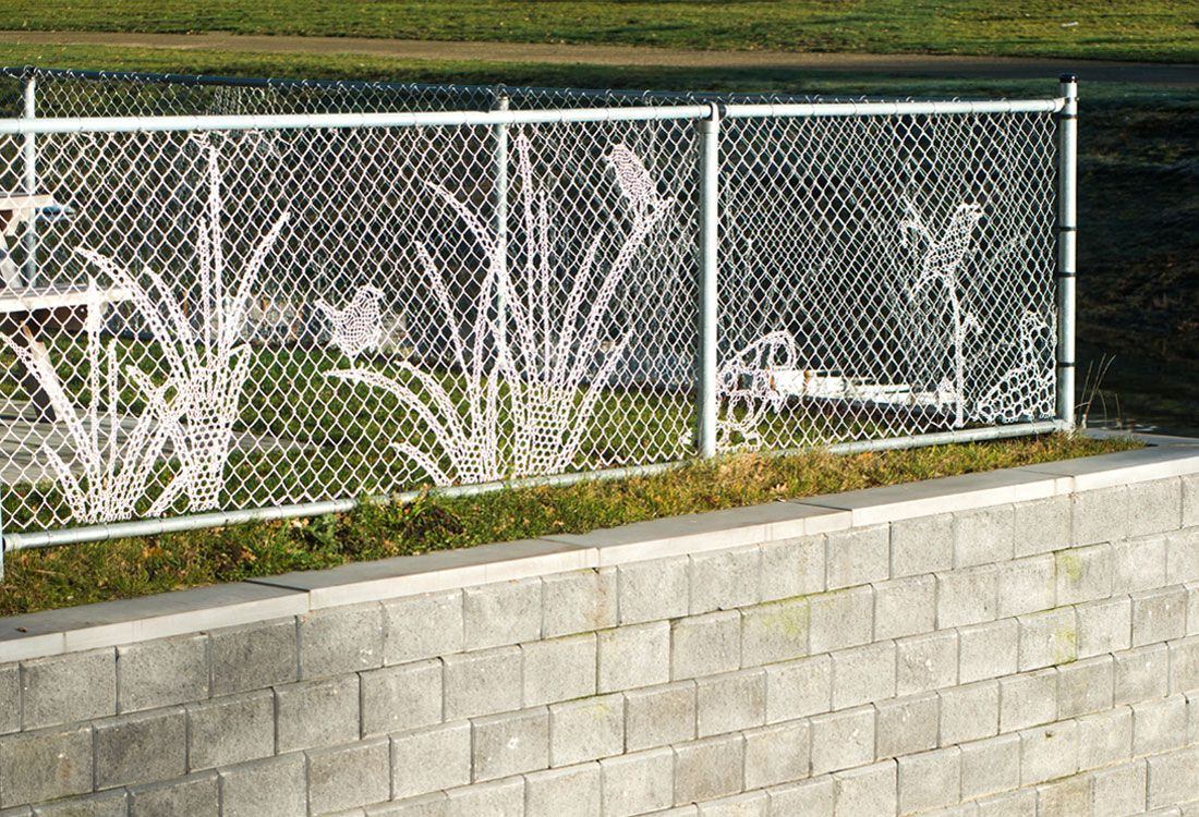 Lace Fence Architectural Fabric Cheap Fence Fence Art Fence Design