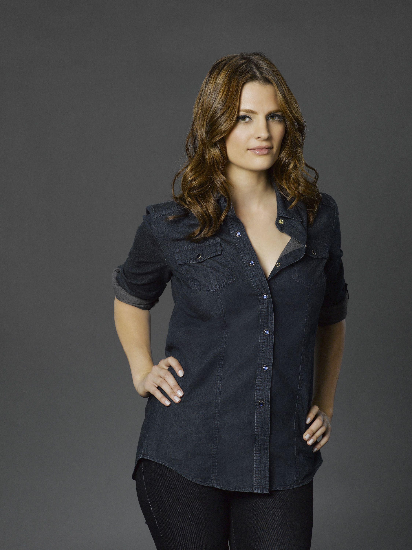 Kate Beckett Stana katic, Castle tv series, Kate beckett