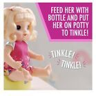 Baby Alive Doll Potty Dance Baby Blonde Hair New - Talks In English And Spanish #Doll #spanishdolls