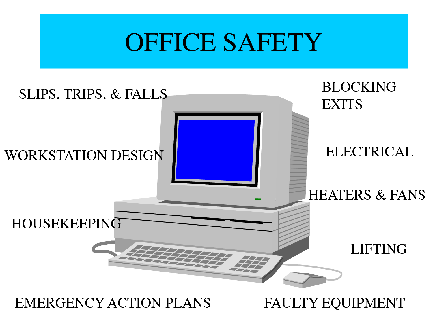Office Safety - softwaremonster info