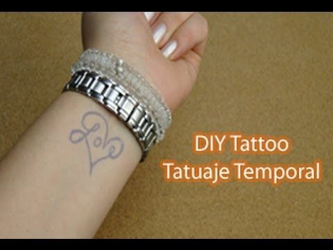 Diy tatuajes temporales personalizados diy custom temporary tattoo diy tatuajes temporales personalizados diy custom temporary tattoo do it yourself diy tattoos solutioingenieria Image collections