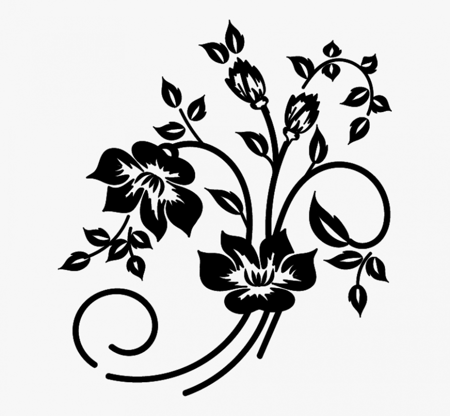 19 Common Misconceptions About Flower Vector Png Black And White Flower Vector Png Black And White Ht Vector Flowers White Flower Png Black And White Flowers