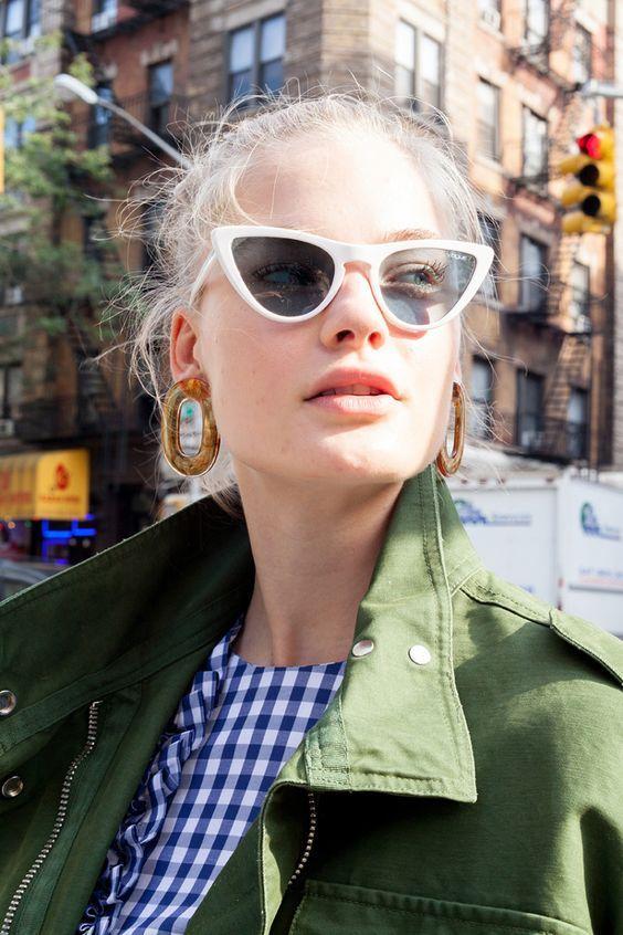 cbabe80bb ¿Ya sabés qué modelo de anteojos te favorecen? Todos los consejos by Ludmi  Lemer.