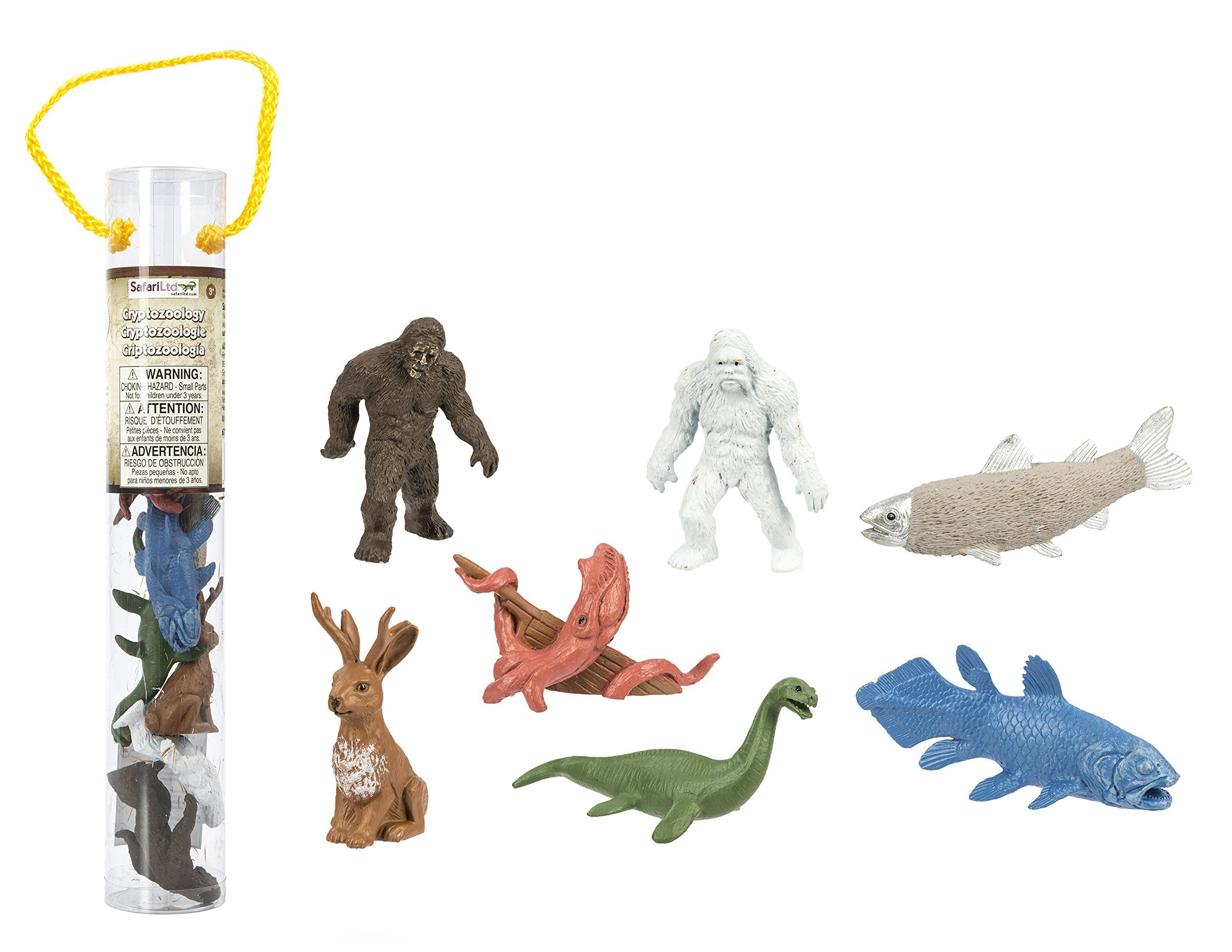 Safari Toys For Boys : Safari ltd cryptozoology toob with mythical and strange
