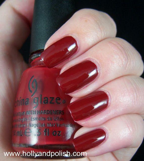 Holly and Polish: A Nail Polish and Beauty Blog: China Glaze Fall 2012 On Safari Collection Swatches