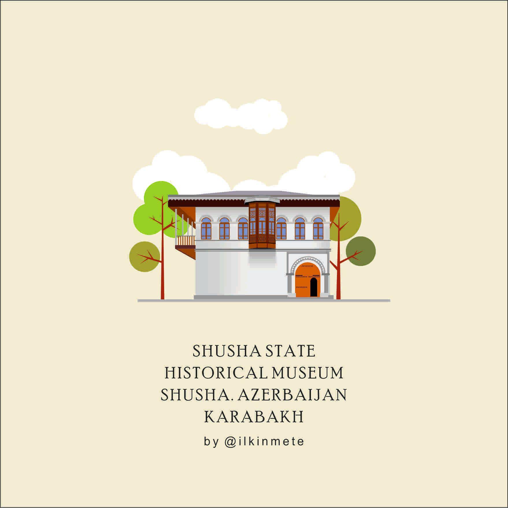 Oznakomtes S Moim Proektom Behance Vector Illustration Artsakh Karabakh Azerbaijan Https Www Behance Net Ga Vector Illustration Illustration Azerbaijan