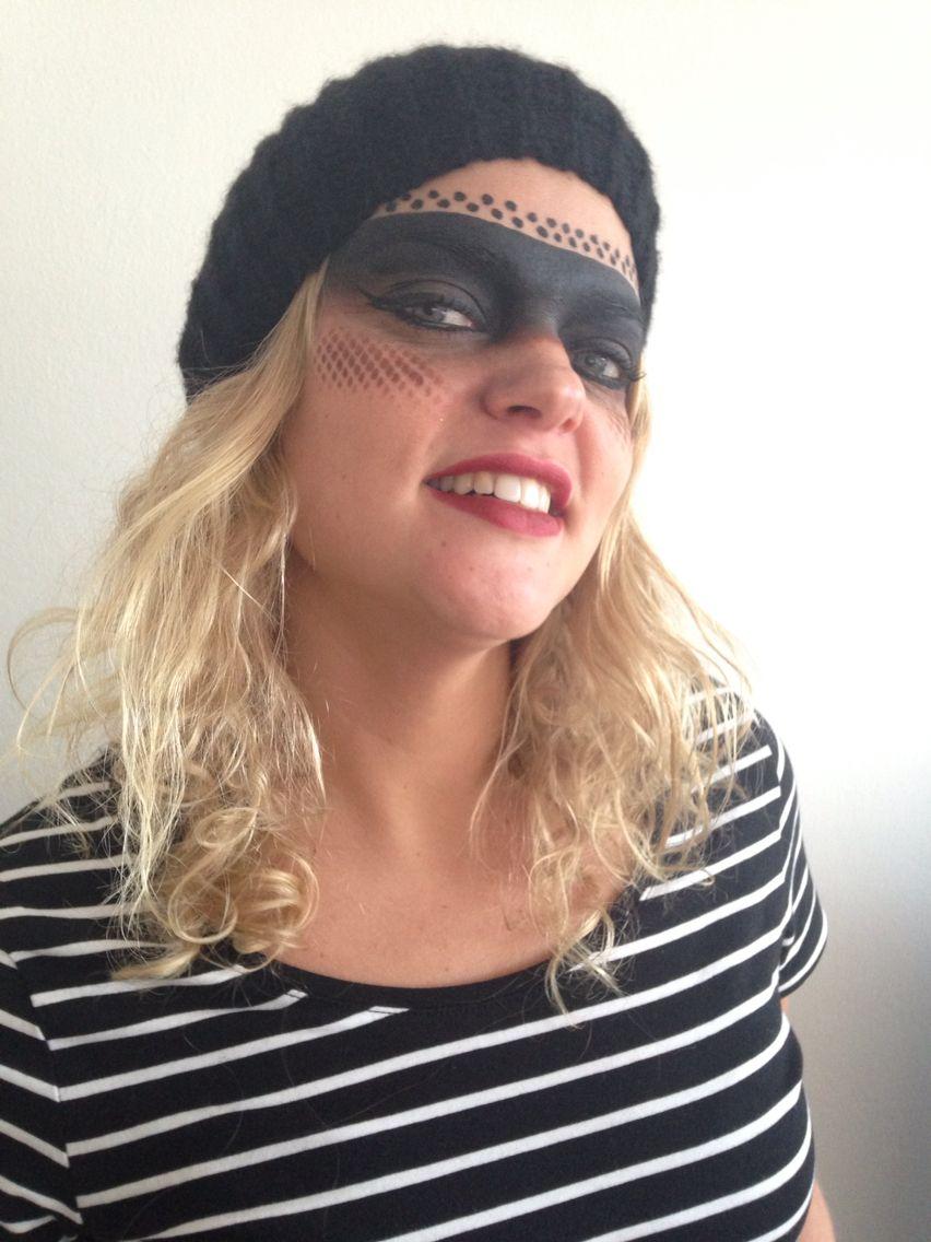 ba52dd1376131a Partner in crime: op pad als boef met carnaval / Halloween | Kostuum ...
