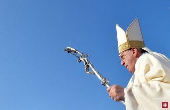 Papst Franziskus warnte die deutschen Bischöfe vor einer fortschreitenden Institutionalisierung der Kirche.