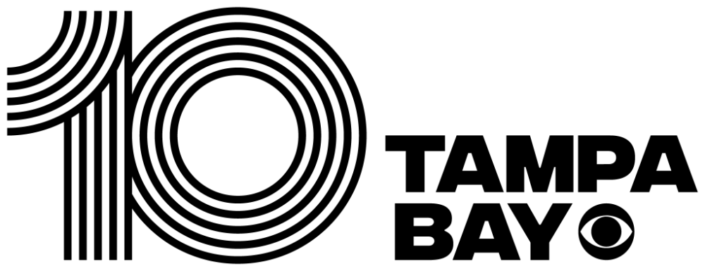 Brand New New Logo and Identity for 10 Tampa Bay by