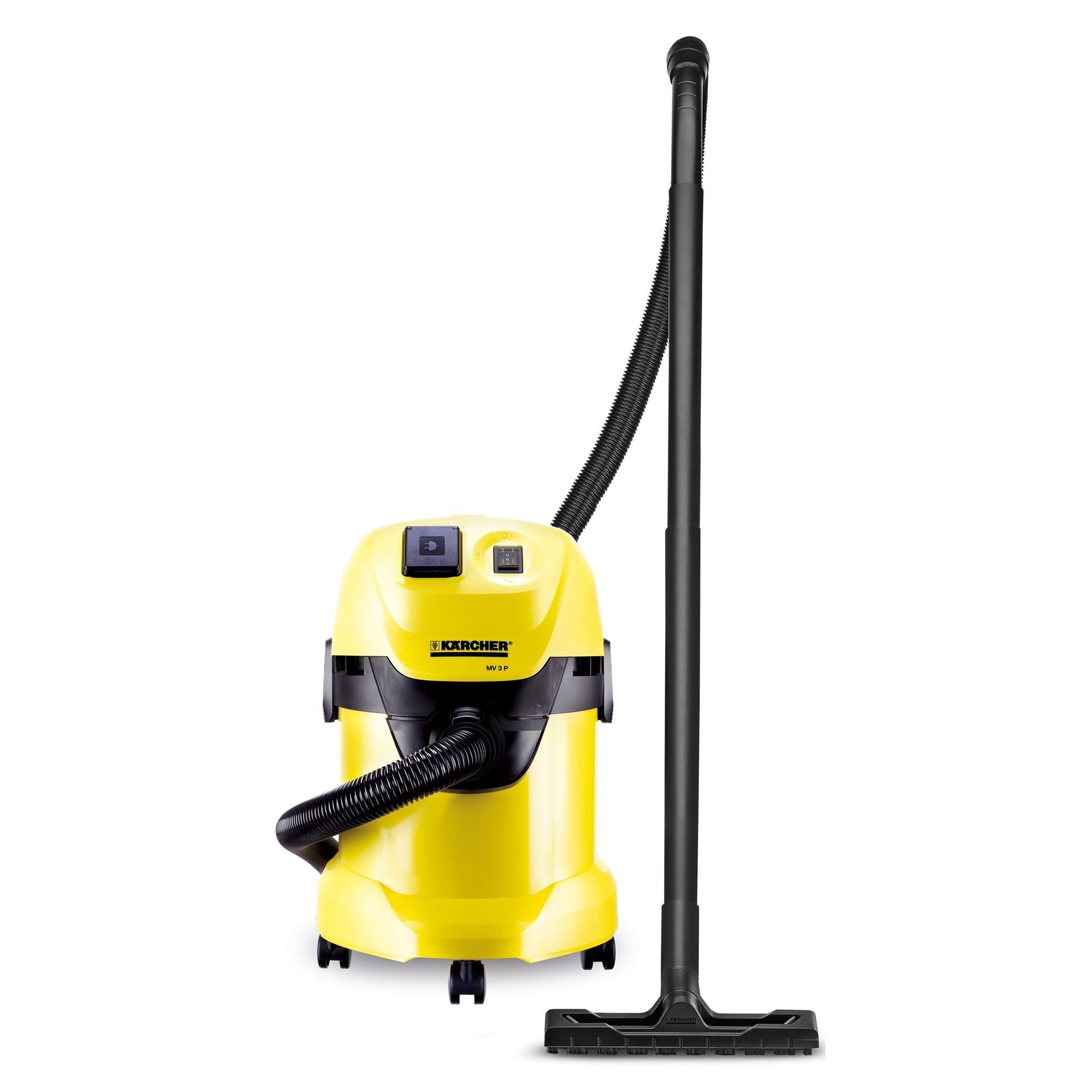 Karcher WD3 Multi Purpose Vacuum Wet dry vacuum, Vacuums