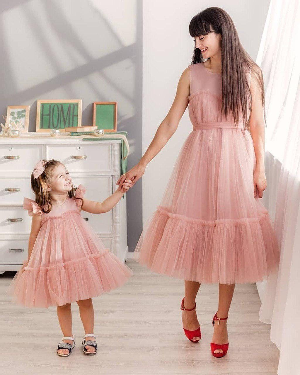 23+ Affordable Matching Mother Daughter Wedding Dresses