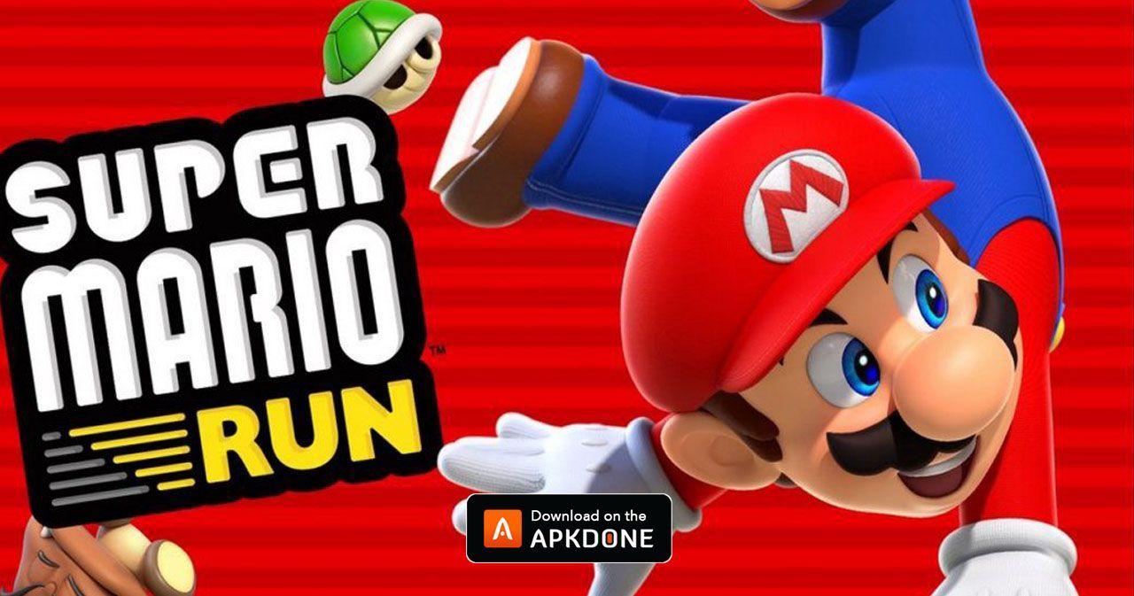 New Apk Super Mario Run Mod Apk 3 0 19 Unlimited Money Updated Modded Apkdone In 2020 Mario Run Super Mario Run Super Mario
