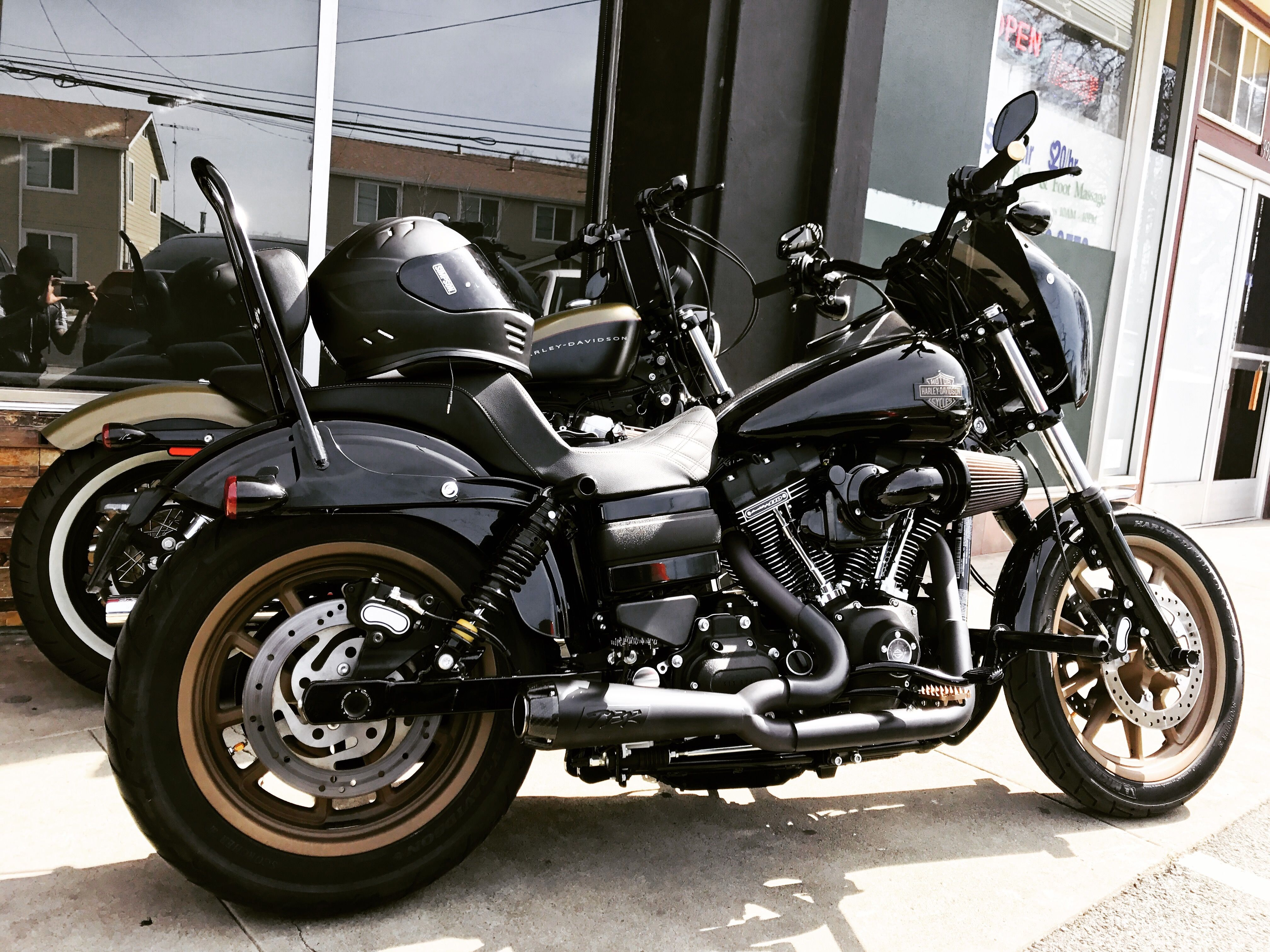 2017 Lowrider S 110 Ci Harley Dyna Harley Davidson Bikes Dyna Club Style