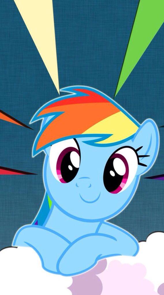 Mlp Rainbow Dash Wallpaper