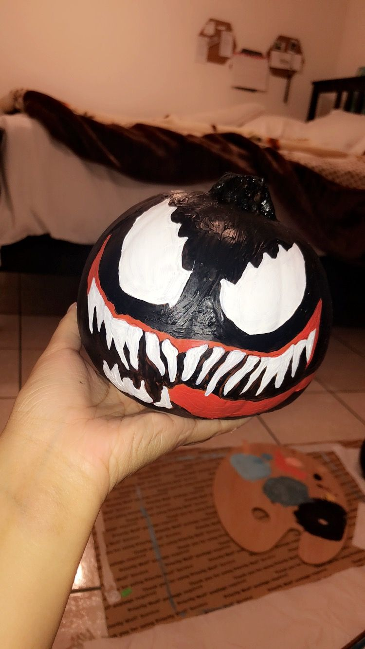 42+ Easy scary pumpkin painting ideas trends
