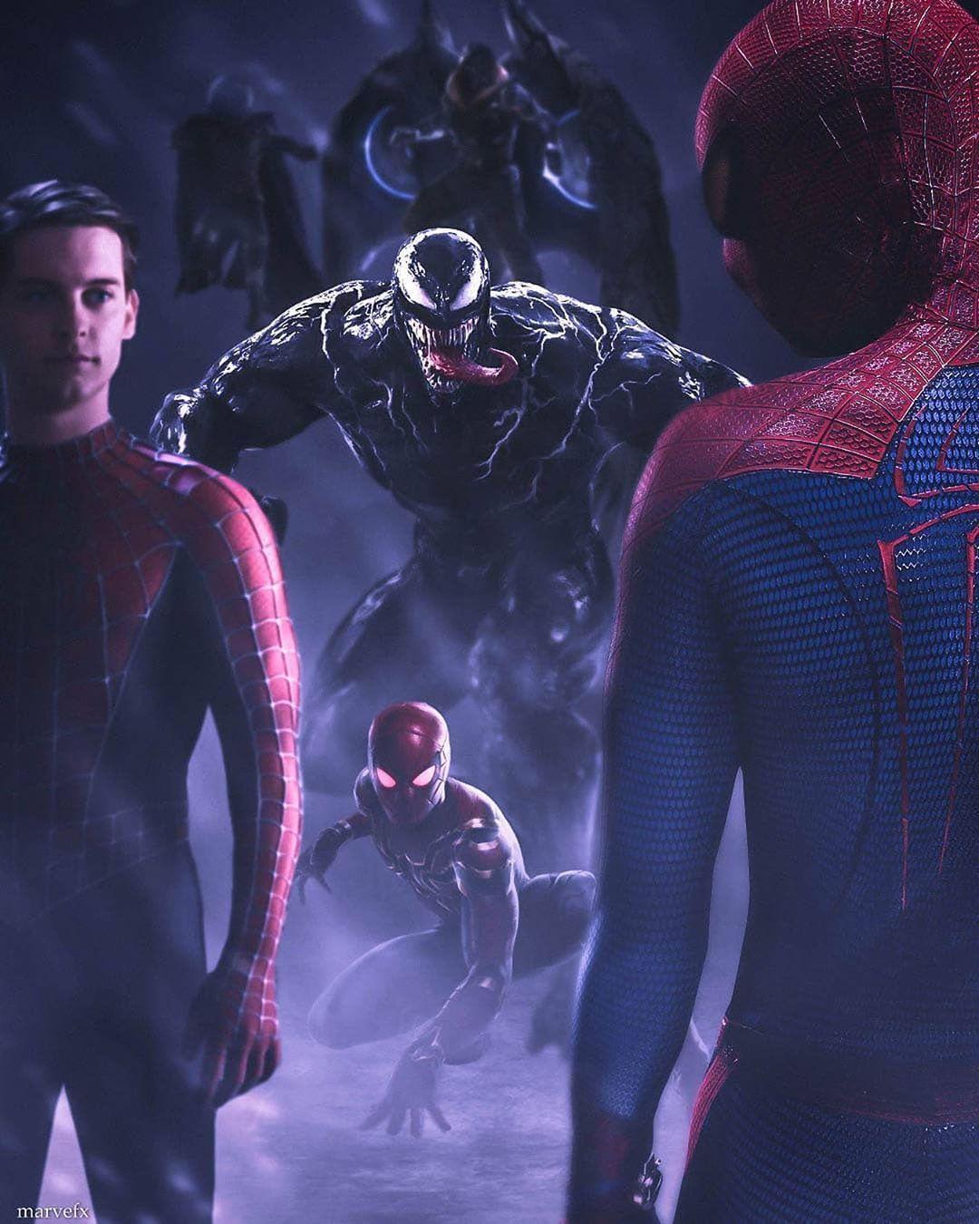 """A Live-Action Spider Verse Movie..? """""""" """""""" """""""" """""""" """"""""Art"""