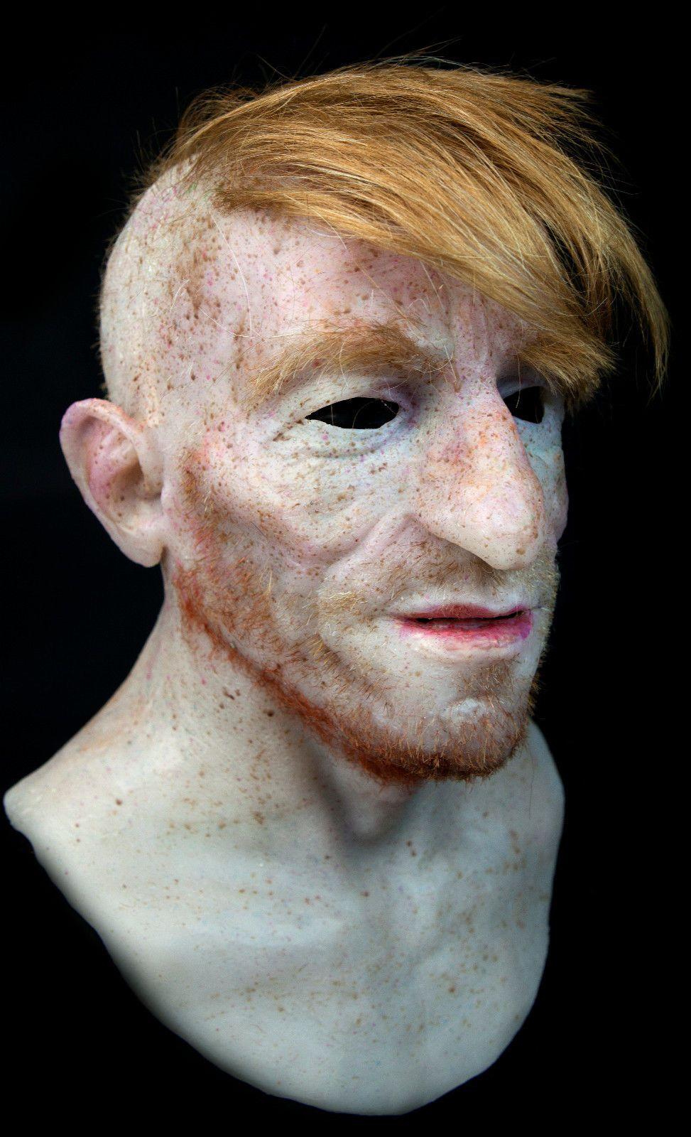 Silicone masks gallery - Realflesh masks   Fx Quick Change Masks ...