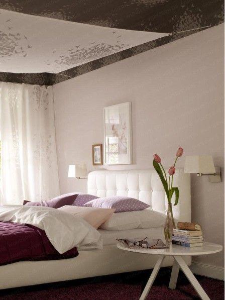 Schlafzimmer Siebter Himmel unter der Schräge große Schränke - schlafzimmer ideen mit schrgen