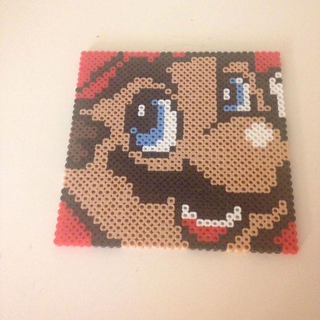 Mario hama beads by maries_perlerart
