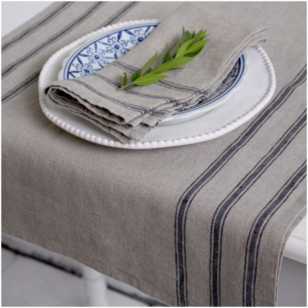 Exceptionnel Linens · Linen Table Runners Extra Long