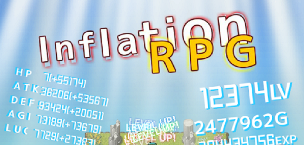 Inflation RPG Hack will give you these privilege – Unlimited EXP