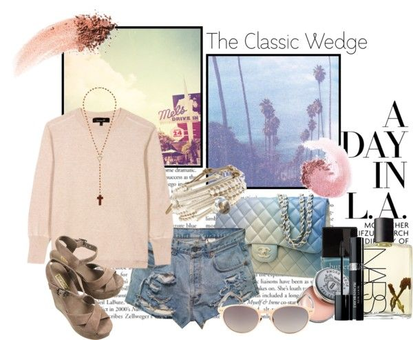 """""""Blue Jeans"""" by michvarinata ❤ liked on Polyvore"""