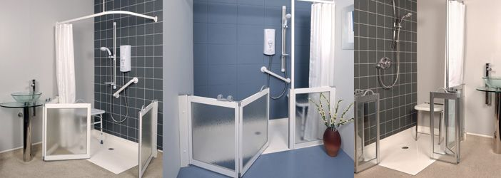 disabled showers disability bathtime mobility walk baths and ...