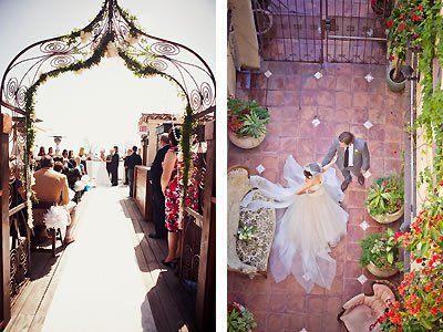 La Casa Del Camino Laguna Beach California Wedding Venues 2
