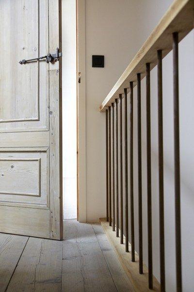 Belgian | Style | Interiors | Stairs | Railings