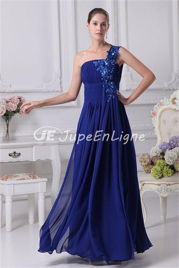 latest design Chiffon Silk-like Satin Sleeveless One Shoulder Pageant Dresses http://en.jupeenligne.com/latest-design-Chiffon-Silk-like-Satin-Sleeveless-One-Shoulder-Pageant-Dresses-p19601.html