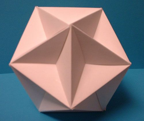 Modular Origami Category - Page 1 - Paper Kawaii | 420x500