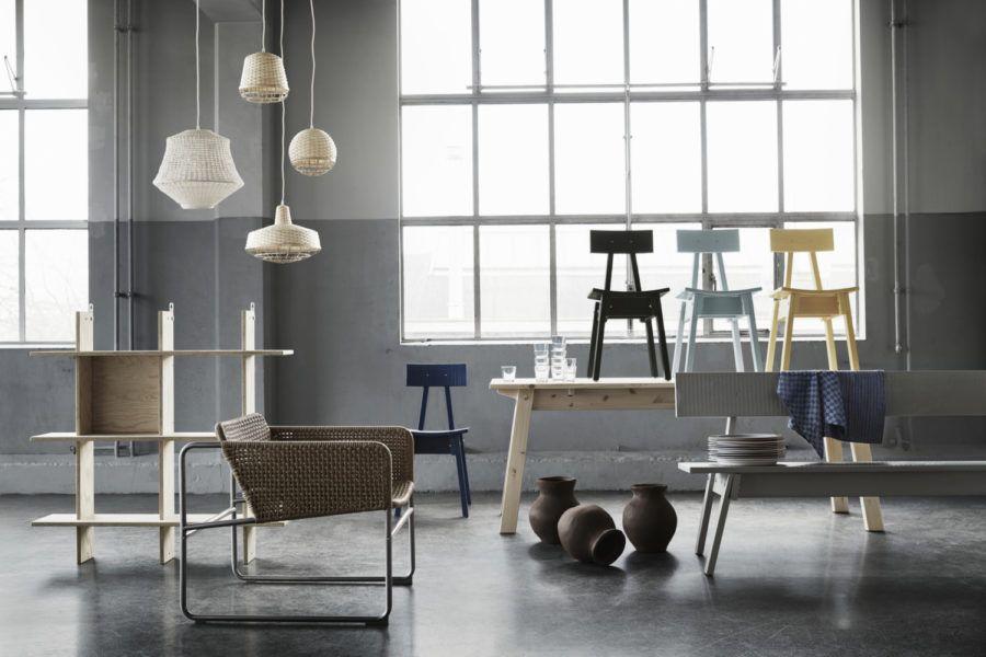 IKEAs samarbete med Piet Hein Eek april 2018